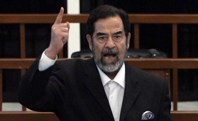 Saddam'ın torunu konuştu! Yürüyerek terk ettik