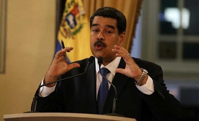 Maduro: Üzerine çöktüğünüz paramızı serbest bırakın