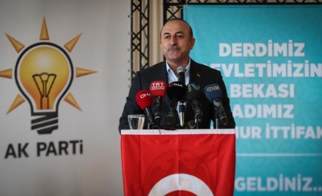 Çavuşoğlu: Tanzim satış yerleri çiftçinin ve tüketicinin hakkını koruyacak