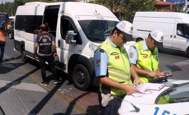 Ticari araçların trafik cezaları artık SGK'ya bildirilecek