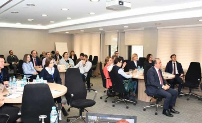 TİKA'dan Moldova Sayıştay'ına eğitim