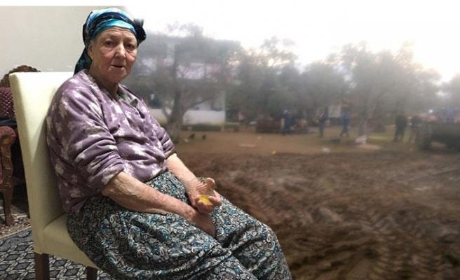 Yaşlı kadının korkunç ölümü! 12 yaşındaki torunu...