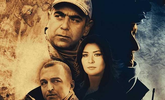 Yeni başlayacak Nöbet dizisinin ilk afişi yayınlandı!