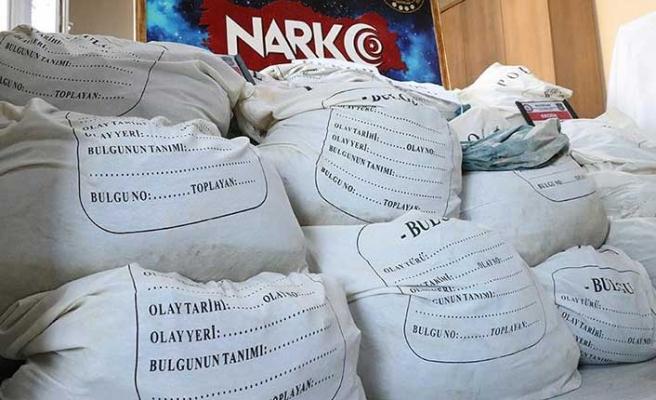 Bakan Soylu açıkladı... Yılbaşından bu yana 5 ton eroin ele geçirildi