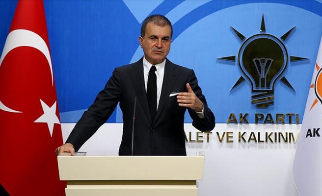 AK Parti Sözcüsü Çelik: Mansur Yavaş bizim meselemiz değil...