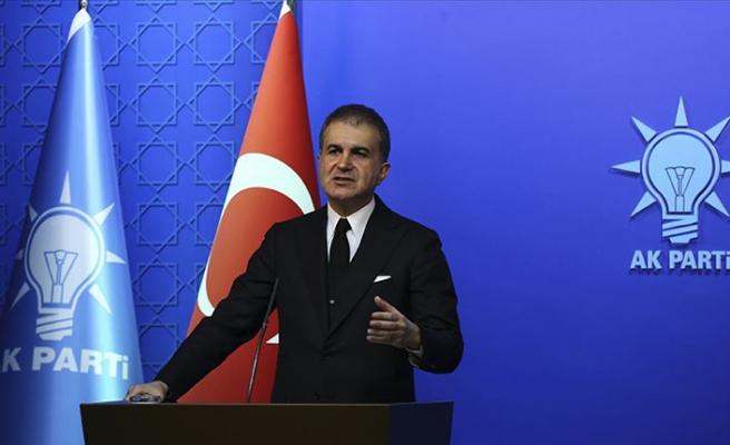 AK Parti Sözcüsü Çelik'ten CHP yönetimine zor sorular