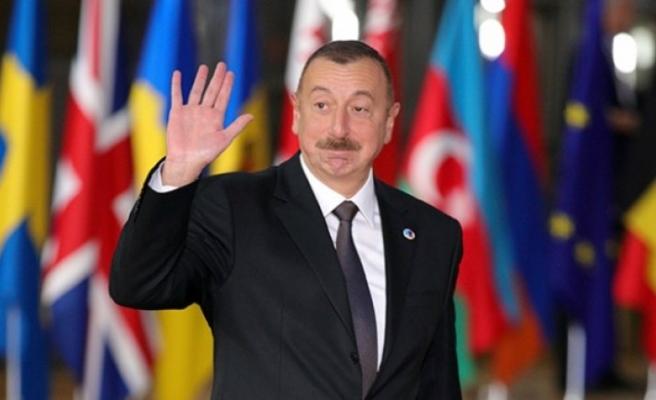 Aliyev'den 1 Türk'ün de aralarında bulunduğu çok sayıda mahkuma Nevruz affı