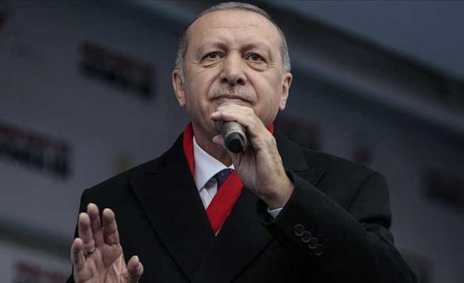 Başkan Erdoğan'dan Akşener'e sert mesaj: Bunun adı olsa olsa...
