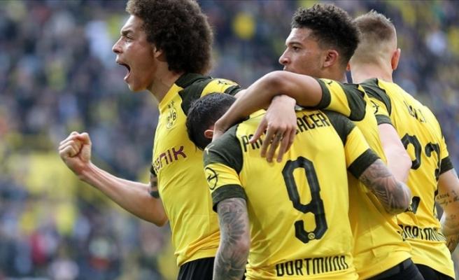 Borussia Dortmund Bundesliga'da yeniden lider