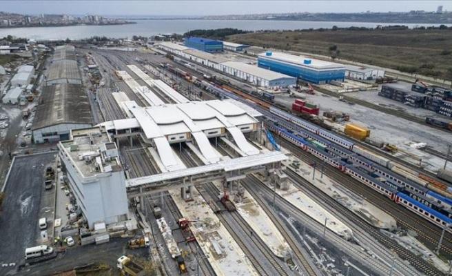 Büyük gün! Gebze-Halkalı Marmaray hattı bugün hizmete açılıyor