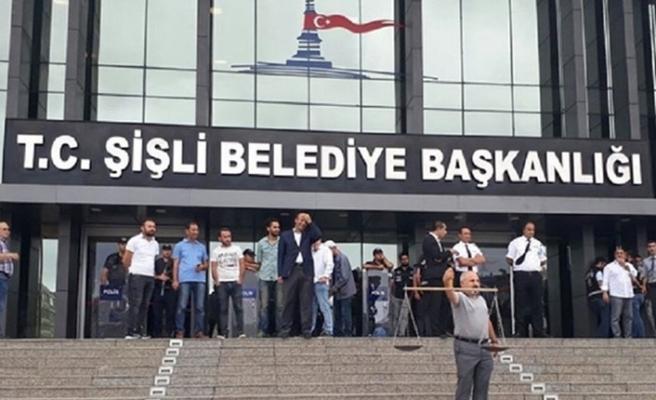 CHP'li Şişli Belediyesi'ne haciz şoku!