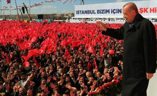 Cumhurbaşkanı Erdoğan'dan İstanbullulara birçok müjde...