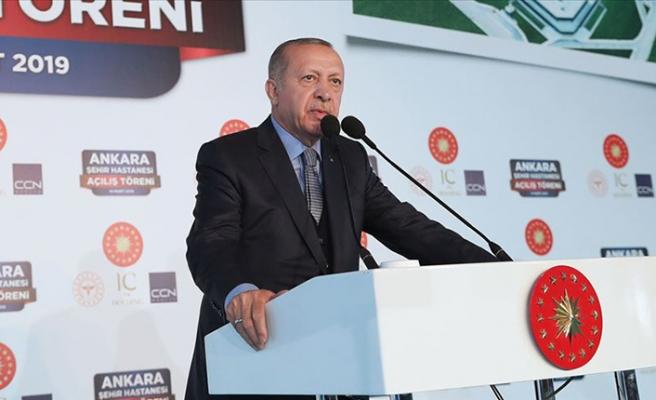 Cumhurbaşkanı Erdoğan: 3600 ek gösterge…