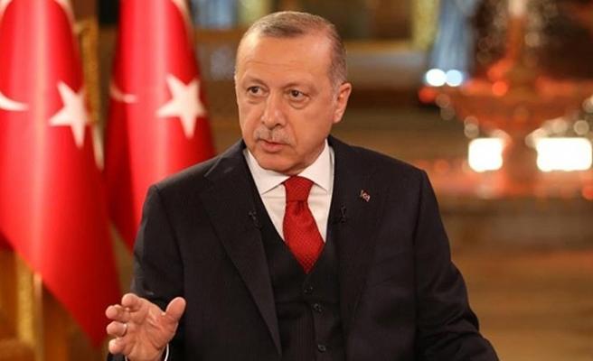 Cumhurbaşkanı Erdoğan, terör saldırısını kınadı