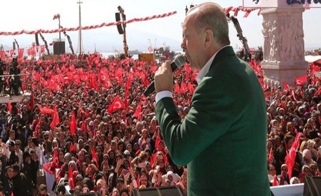 Cumhurbaşkanı Erdoğan: En büyük müjdem bu...