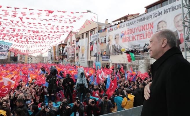 Cumhurbaşkanı Erdoğan Gölbaşı'nda duyurdu: Temelini yakında atıyoruz