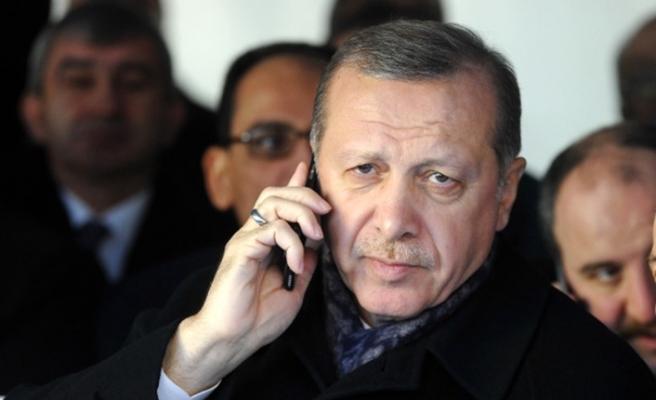 Cumhurbaşkanı Erdoğan Modi telefonda görüştü!