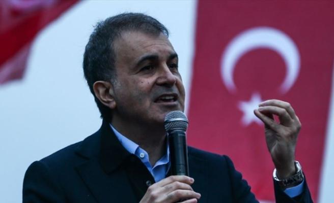 Çelik: Cumhurbaşkanımız Türkiye Cumhuriyeti'nin birliğinin sembolüdür'