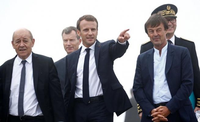 Fransa'dan Türkiye'ye kritik ziyaret
