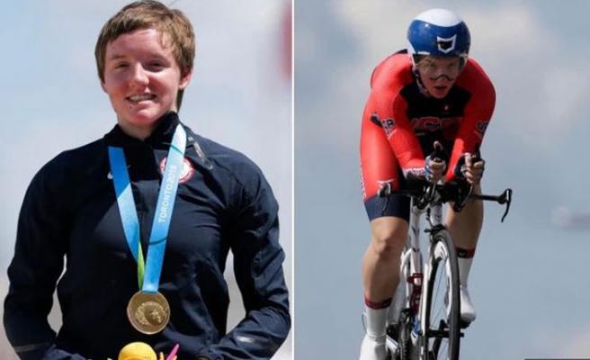 Dünya şampiyonu genç bisikletçi Kelly Catlin intihar etti