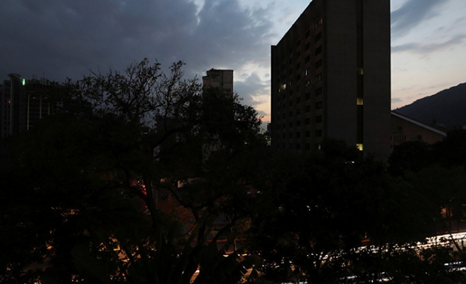 Venezuela'da elektrikler 4 gündür kesik