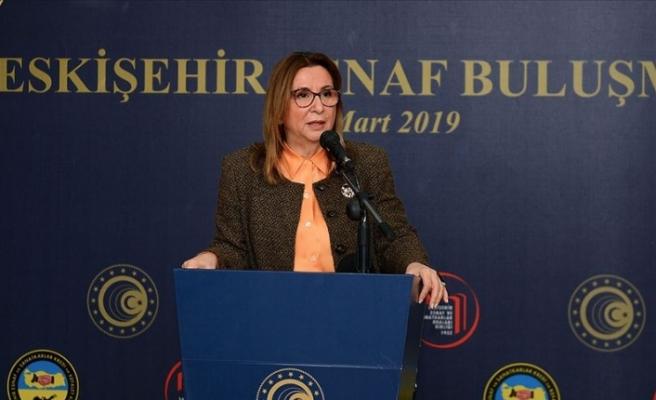 Ticaret Bakanı Pekcan: Elektronik çek ve bono uygulamasını başlatacağız