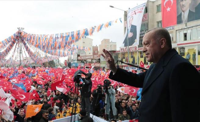Cumhurbaşkanı Erdoğan'dan son dakika açıklaması: Buradan ilan ediyorum!