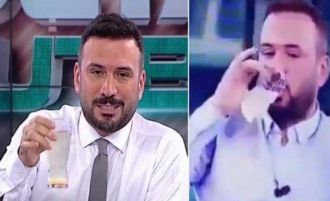 Ertem Şener'den canlı yayında rakı içtiği iddiasına cevap geldi!