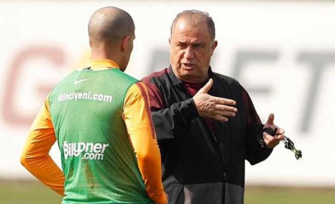 Fatih Terim'den Bursaspor maçında Feghouli'ye özel görev!