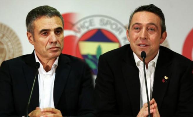 Fenerbahçe'den son dakika Ersun Yanal açıklaması