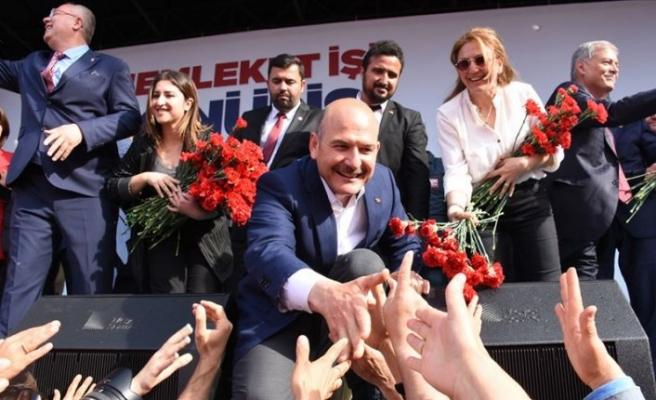 İçişleri Bakanı Soylu: HDP denilen parti PKK'nın siyasi koludur