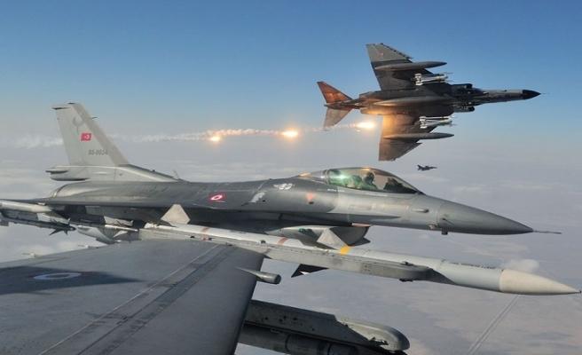 Irak'ın kuzeyinde PKK'ya darbe