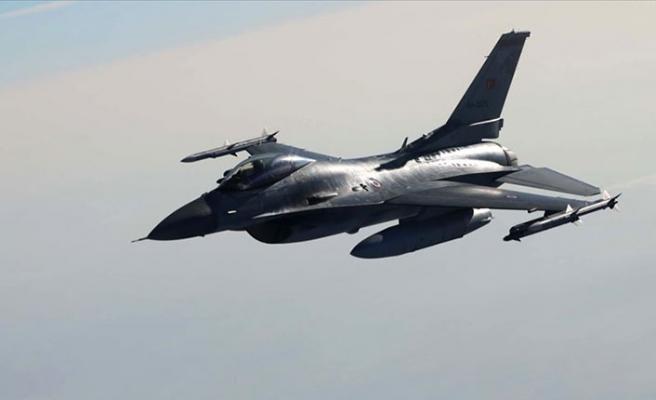 Irak'ın kuzeyine hava operasyonu