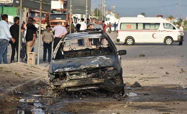 Irak'ta bombalı araçla saldırı: Ölü ve yaralılar var