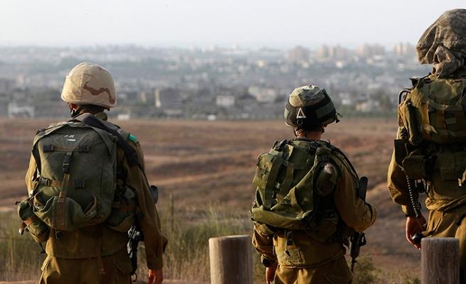İsrail Gazze sınırına yeniden asker yığıyor