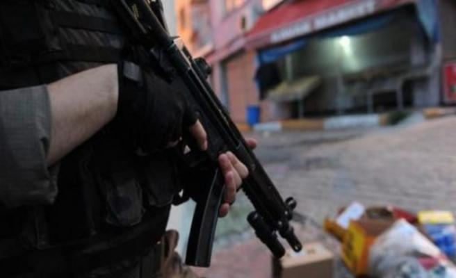 İzmir'de terör örgütlerine darbe!