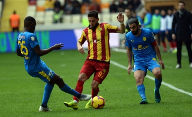 Malatyaspor 7 hafta sonra kazandı