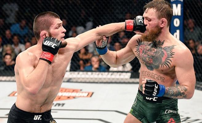 McGregor'ın emekliliğine Khabib'den gönderme…