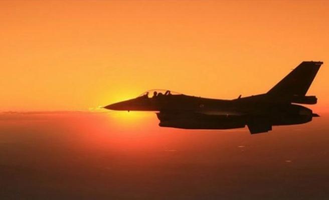 Milli Savunma Bakanlığı açıkladı: Kuzey Irak'ta PKK hedefleri imha edildi