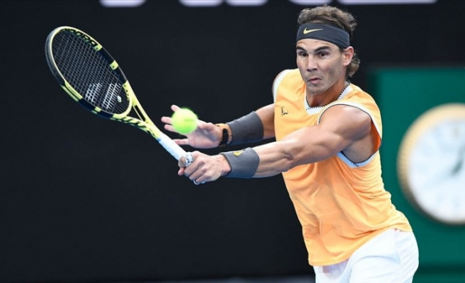 Nadal Indian Wells'ten çekildi