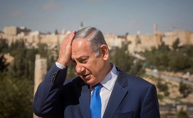 Netanyahu seçim öncesi başı yolsuzlukla dertte!