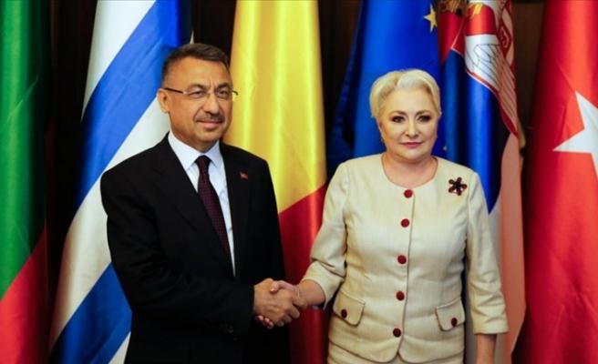 Oktay'dan verimli Balkan diplomasisi