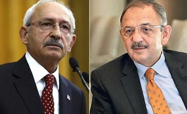Özhaseki'den Kılıçdaroğlu'na:  3 semt söyleyemezsin