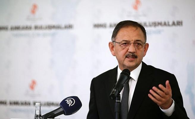 Özhaseki'den Mansur Yavaş'a 6 kritik soru