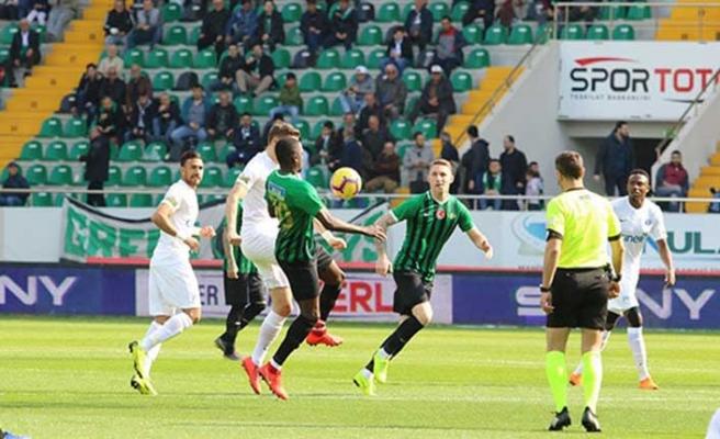 Kasımpaşa, Akhisarspor deplasmanından 3 puanla döndü