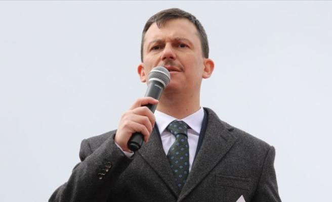AK Parti Genel Sekreteri Şahin: Sahte senet kullanan aday Ankara'ya yakışır mı