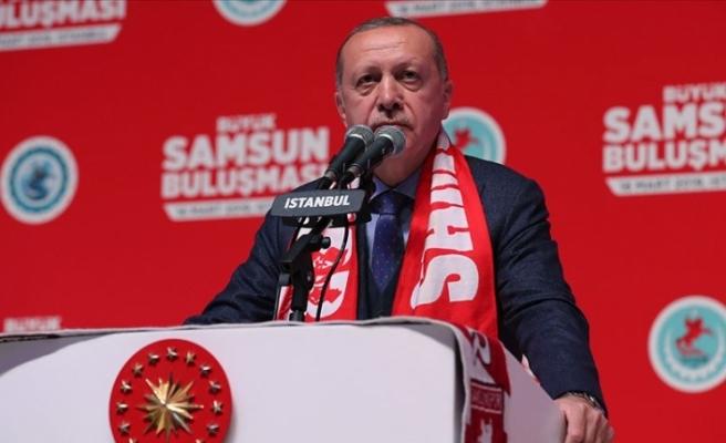 Cumhurbaşkanı Erdoğan: Savaş çığırtkanlığı yapanlar bedelini ödeyecek