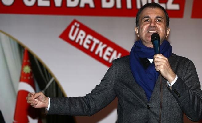 'Son kullanma tarihi geçmiş CHP zihniyeti memleket için zararlı'