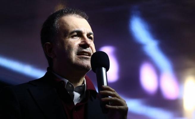 AK Parti Sözcüsü Çelik: Son kullanma tarihi geçmiş CHP zihniyeti memleket için zararlıdır