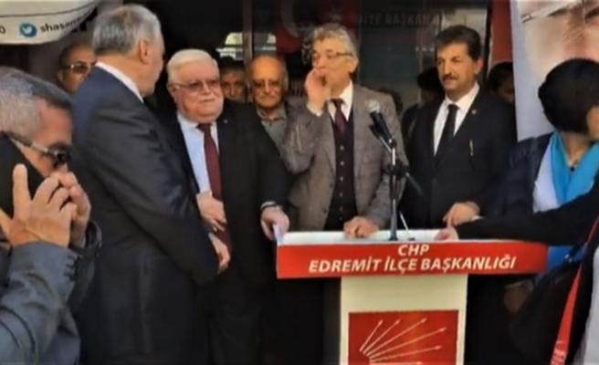 CHP'li Belediye Başkan Adayı Cahit İnceoğlu disipline sevk edildi